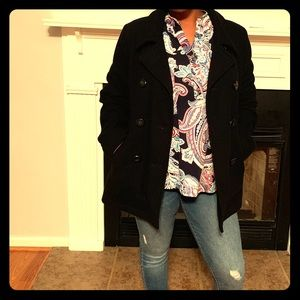 Old Navy Short Pea Coat
